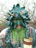 Beltane Green Man